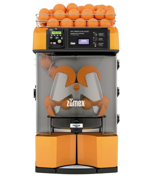 Versatile Pro Cashless Orange
